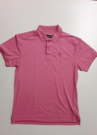 Фирменная футболка поло тенниска l