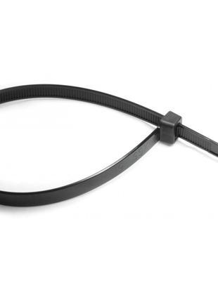 Хомут пластиковый черный 7,6*400B Lavita