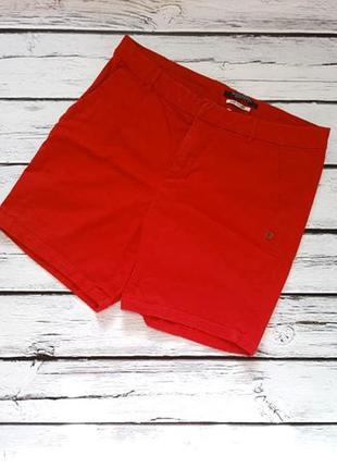Шорти шорты котоновые хлопковые мужские красные