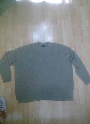 Фирменная мягкая кофта свитер