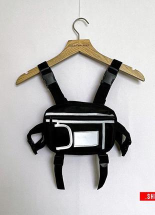 Сумка SVNX cross body harness bag