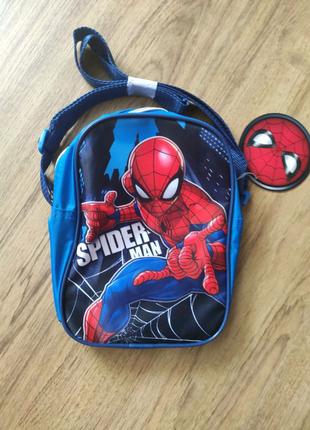 Сумка детская человек паук