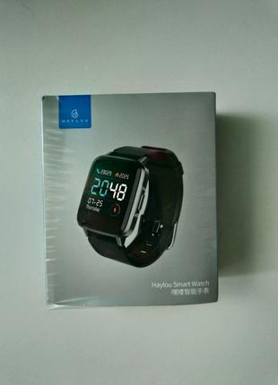 ТОП Смарт часы Xiaomi Haylou LS01