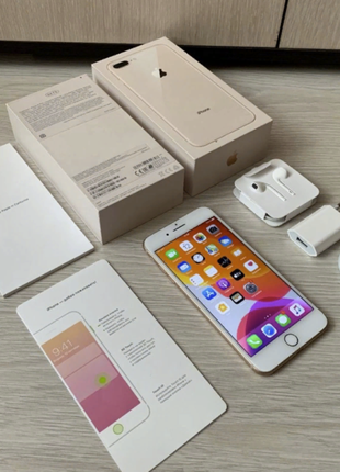 Iphone 8 plus на 64GB