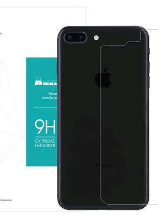 Защитное стекло для iPhone 7 plus на заднюю панель