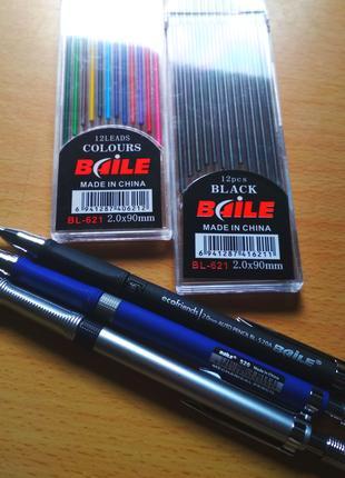 Набір механічних олівців зі стержнями