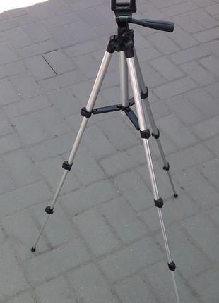 Штатив телескопический для камеры и телефона