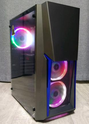 GTX 750 2GB/Intel i3/8GB/500G игровой компьютер ПК системный блок