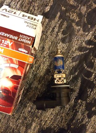 Авто лампы OSRAM BH4 новые.