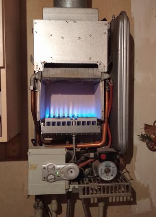 Обслуживание и ремонт газовых и электро котлов