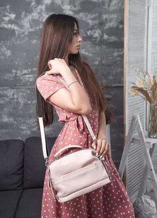 Повседневная женская сумочка, комфортная сумка из натуральной ...