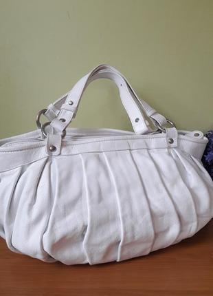 Кожаная женская сумка minelli