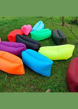 Надувной диван(ламзак)