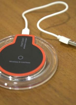 Беспроводная зарядка (Iphone, Android)