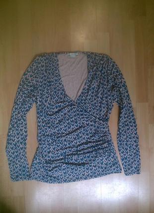 Фирменная блузка для беременных