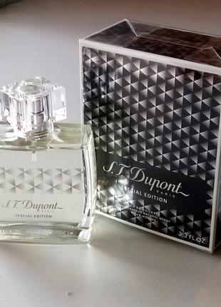 S.T. Dupont Pour Homme Special Edition. Чоловіча EDТ 100 МЛ. 2017