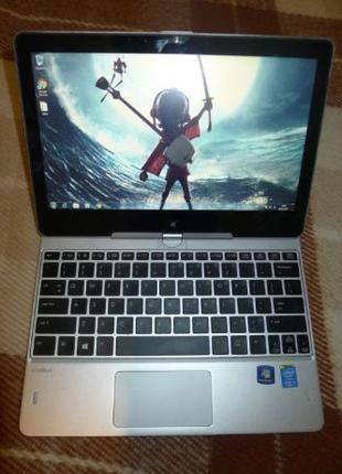 HP Revolve 810 G2 современный сенсорный ноутбук на Core i5