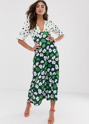 Стильное платье 44-46 размер