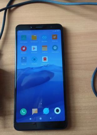 Телефон Xiaomi Redmi Note 5 4x64 Global со сканером отпечатка