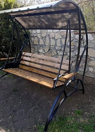 Продам садовые качели