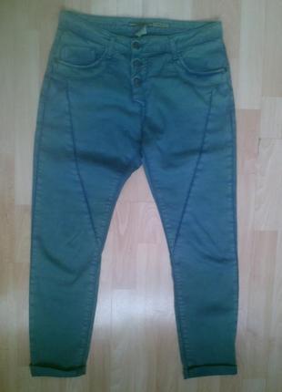 Фирменные летние джинсы