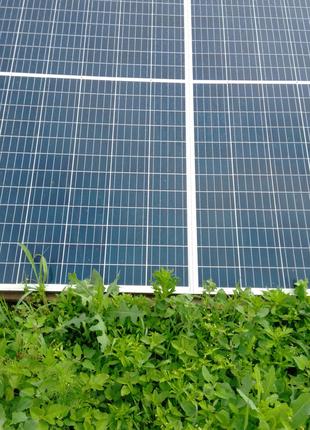 Солнечная панель 340 w