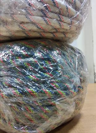 Веревка (Шнур плетёный) 11мм Статика
