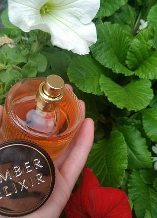 Женская парфюмерная вода Аmber Elixir 50 мл.