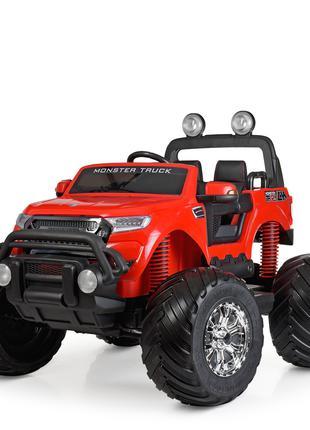 Электромобиль Ford Ranger Monster Truck M 4273 EL-3 24V красный