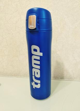 Термос Tramp 0,45 л синий