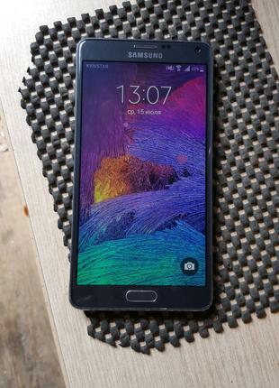 Прода  или обменяю Samsung galaxy note 4 3/32