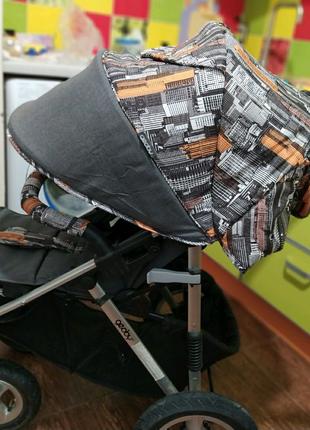 Прогулочная коляска Geoby c 780