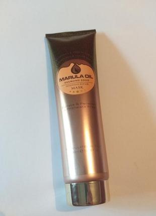 Маска для волос с маслом марулы bingo marula oil intensive rep...
