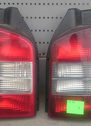 Задний левый фонарь Volkswagen T5 ляда 7h5945095h