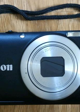 Цифровий фотоапарат Canon PowerShot  A4050 IS 16 Мп