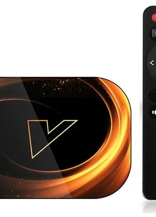 Приставка VONTAR X3, 4/128 GB, Amlogic S905X3, Android TV Box