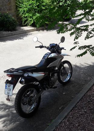 Мотоцикл Honda XR150L