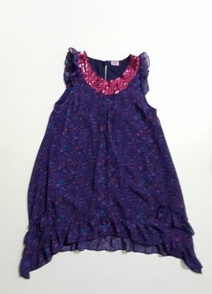 Фирменное платье 12-13 лет