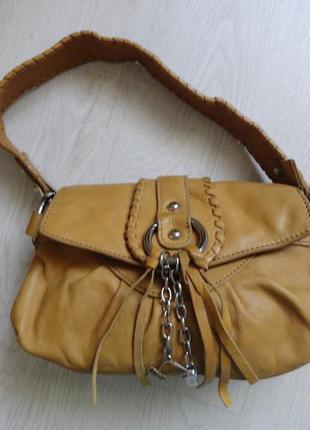 Классная итальянская сумочка carpisa