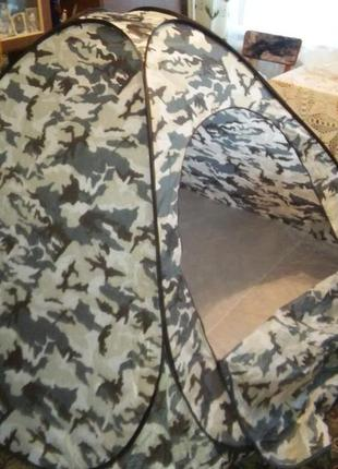 Палатка для зимней рыбалки 2×2 автомат