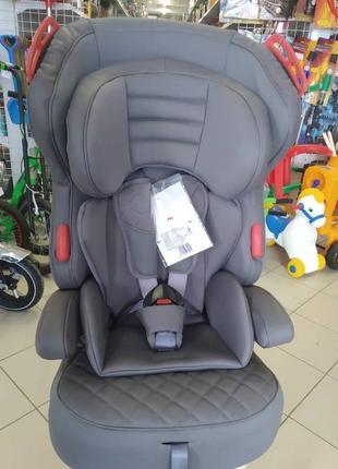 Детское автокресло-бустер  CARRELLO Premier 1-2-3, от 1до12 лет