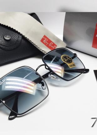 Стильные очки ray ban стекло