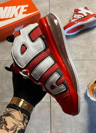 Nike Air More Uptempo 720 Red/White