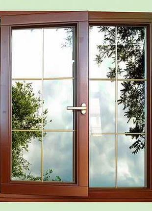Окна металлопластиковые REHAU.