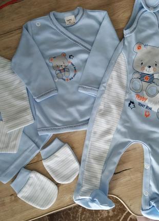 Набір комплект костюм костюмчик для дитини