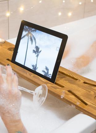 Подставка на ванну, доска на ванну, столик на ванну