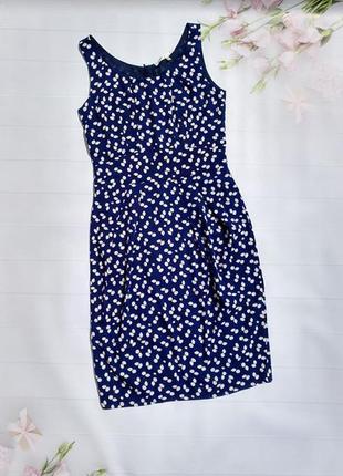 Красивое приталенное платье приталене плаття uttam london