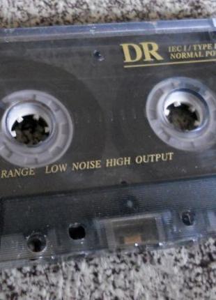 Аудиокассета (кассета) 90 минут