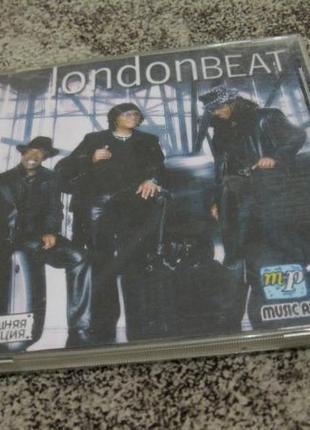 Компакт Диск MP3 Londonbeat (CD Лондонбит)