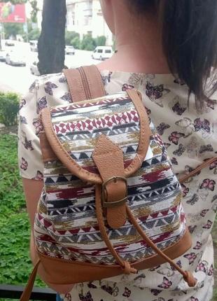 Міні рюкзак